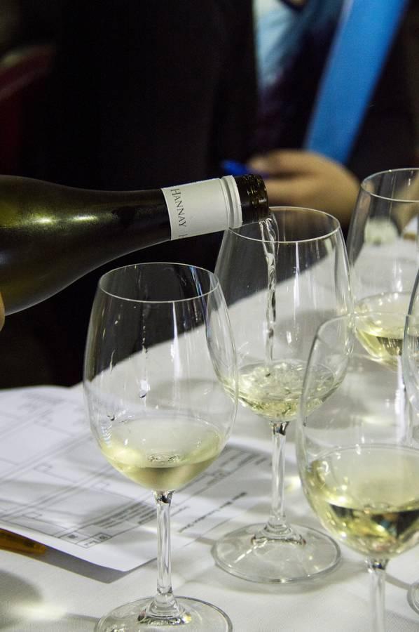 Tasting Hannay Wines