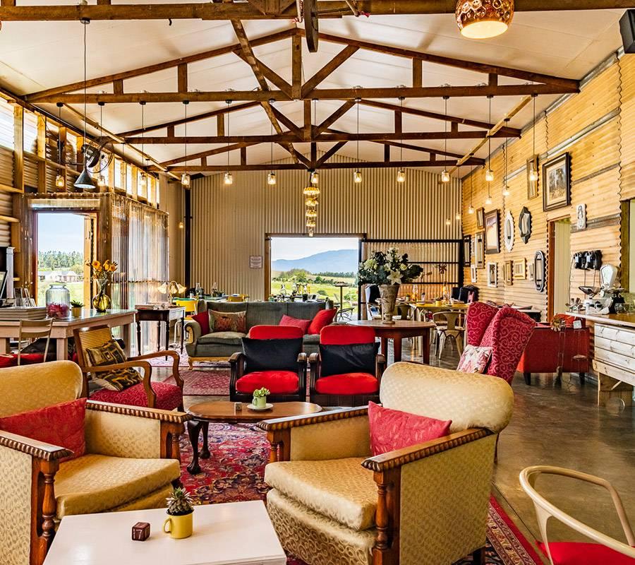 Rojaal Restaurant interior