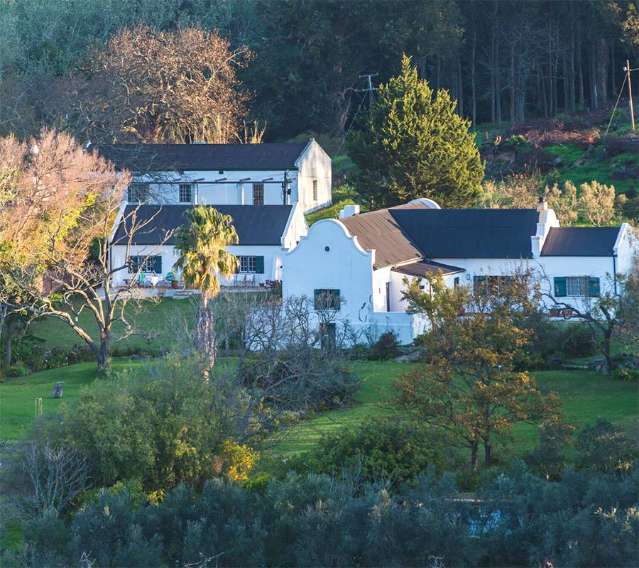 Buildings of the Wildekrans Country House