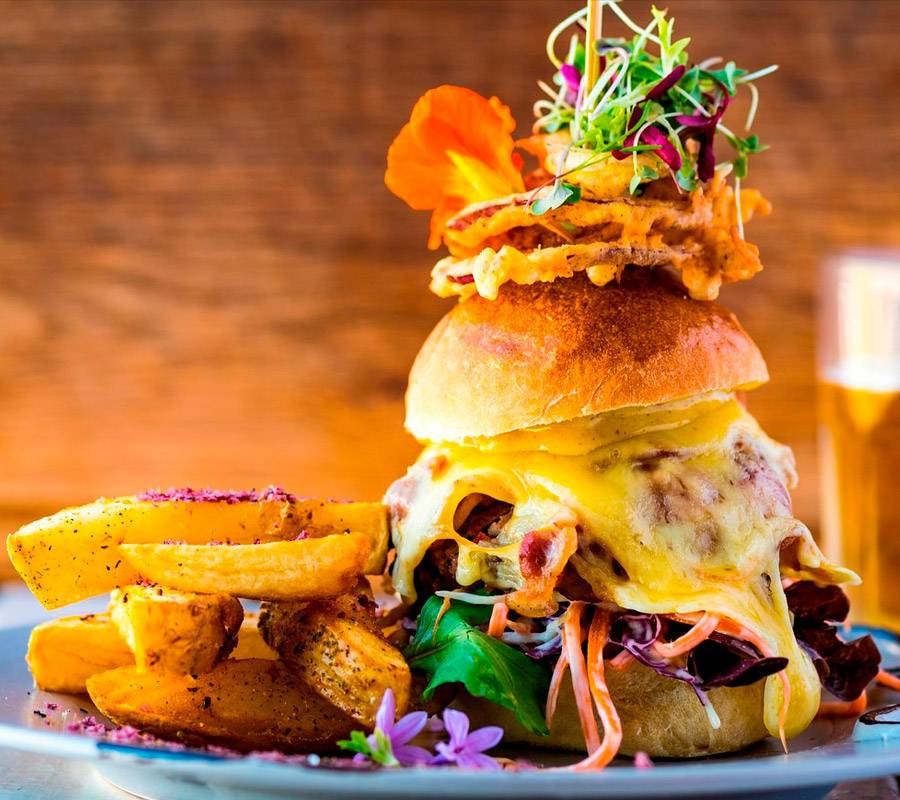 Rojaal burger