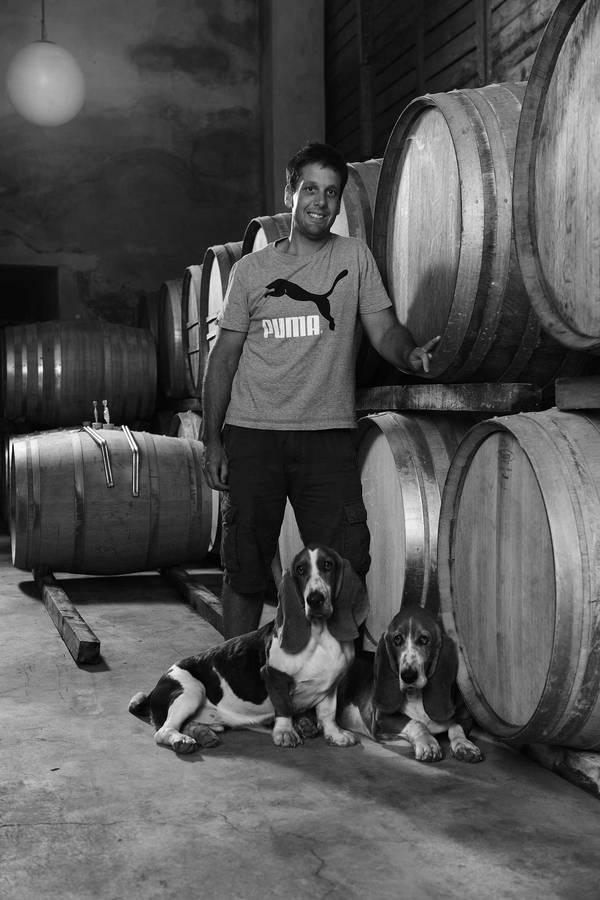 Werner Müller, Iona's winemaker