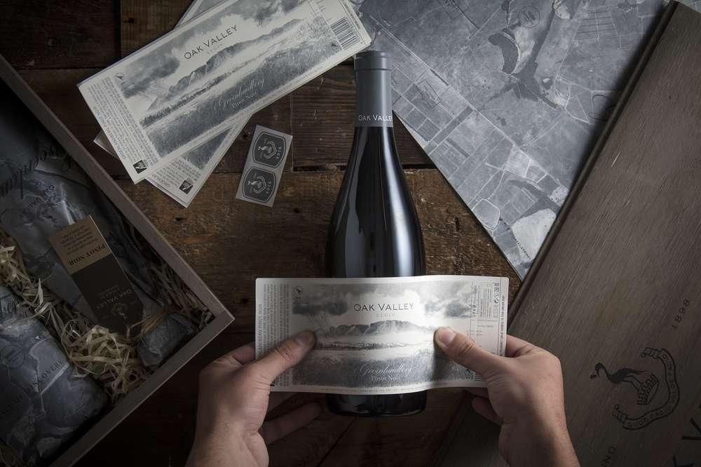 Oak Valley Groenlandberg Pinot Noir