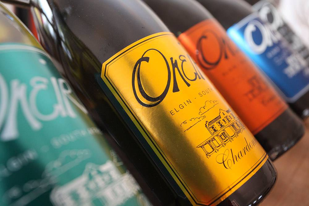 Gold label Oneiric Chardonnay