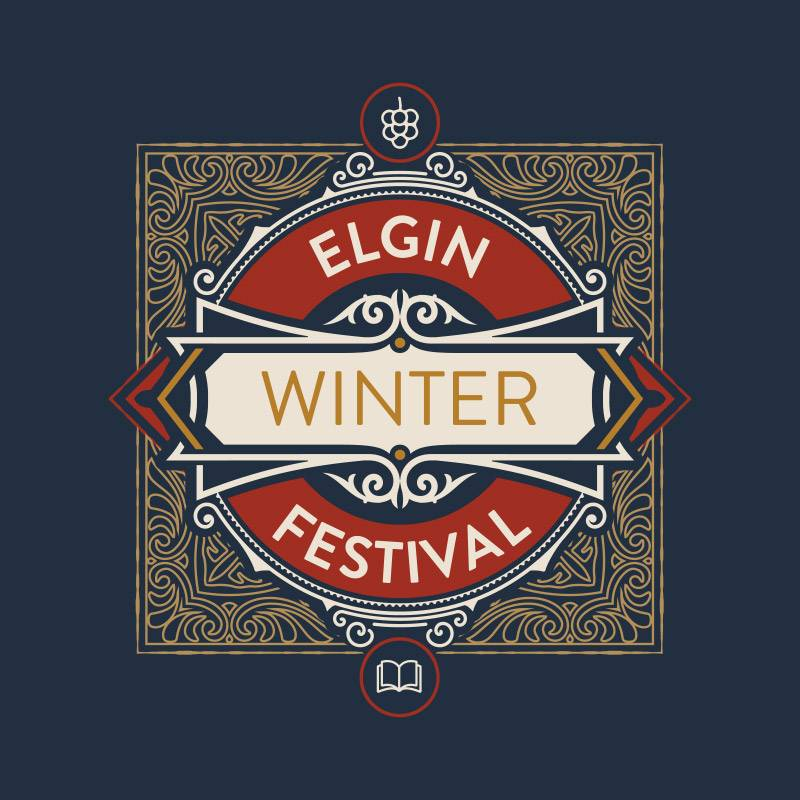 Elgin Winter Festival 2019 logo