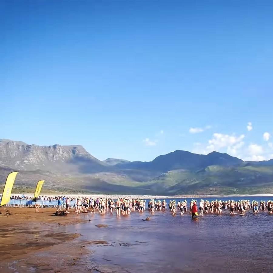 Sanlam Cape Mile Swim 17 February 2019