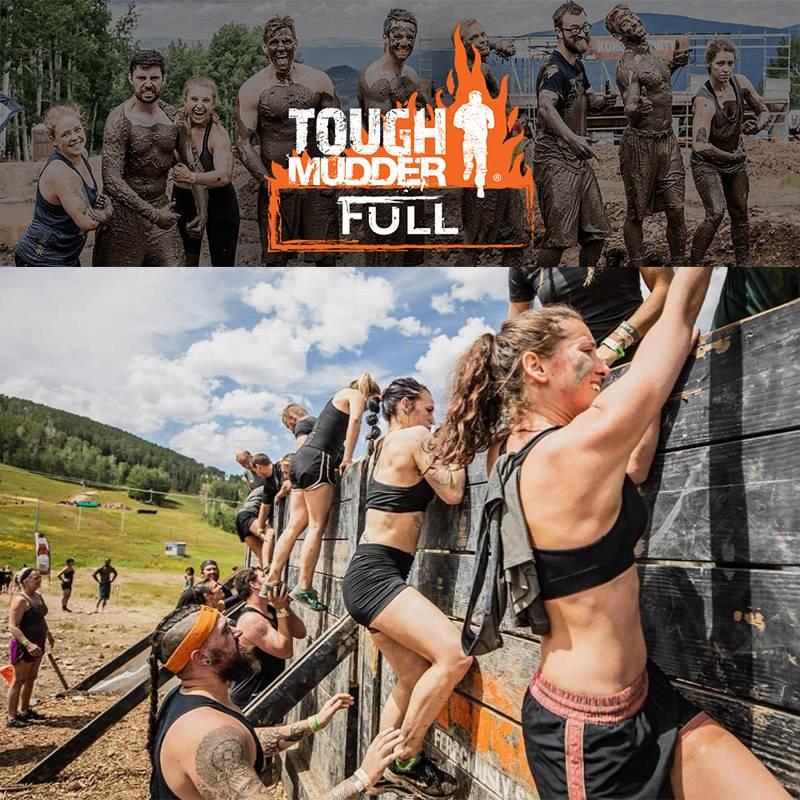 2019 Tough Mudder Elgin