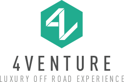 4Venture Luxury Off-Road Experience logo