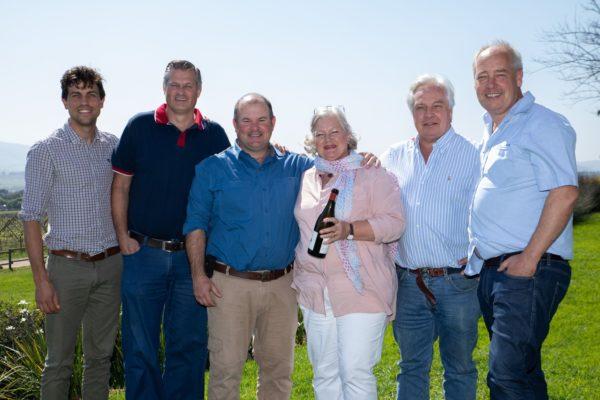 Elgin Winemakers at 2019 Pinot Noir Report
