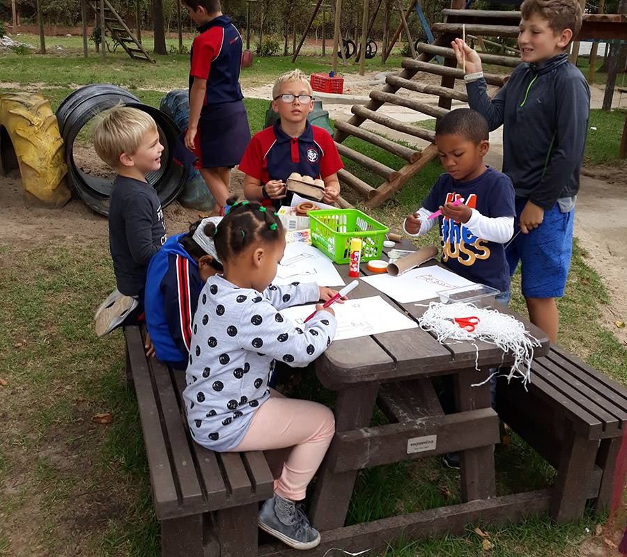 Grade 5 learners