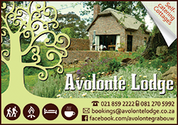 A'Volonte Lodge Cottages logo