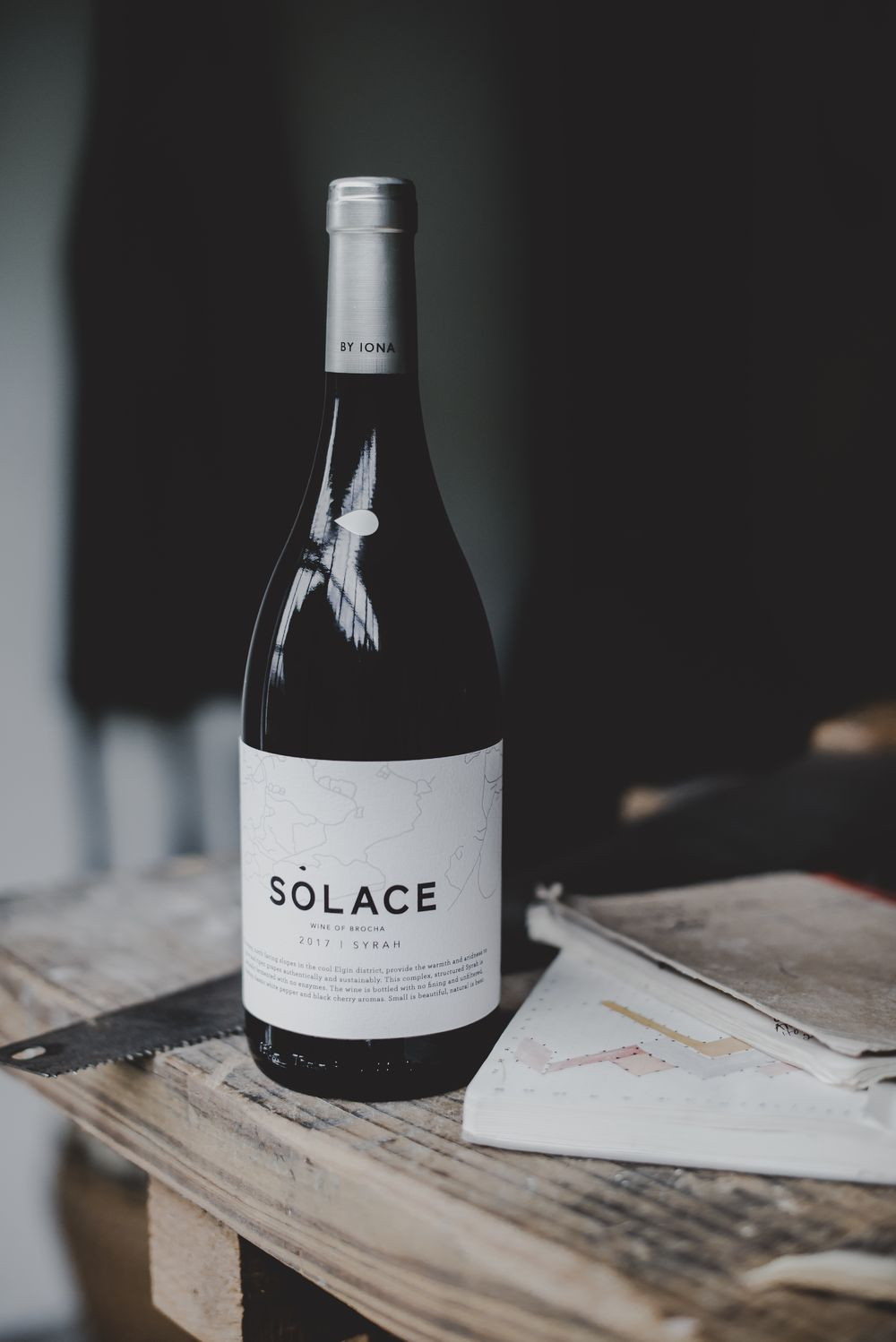 Solace by Brocha