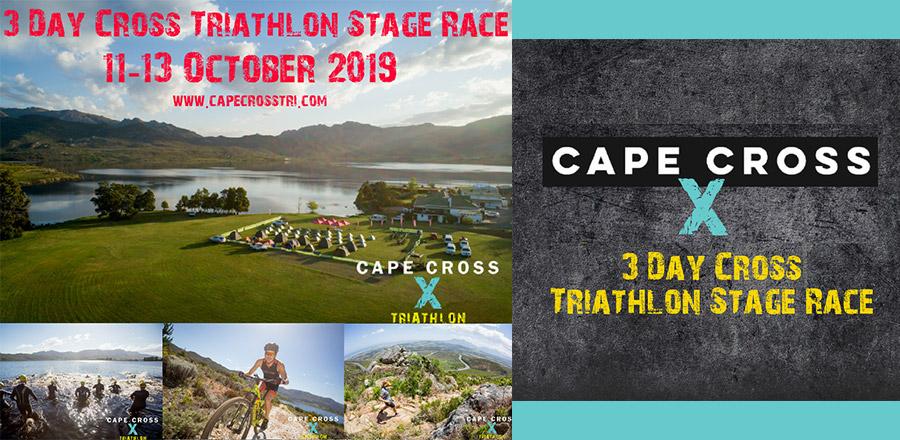 Cape Cross 3 Day Cross Triathlon Stage Race 2019
