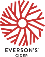 Everson's Cider logo
