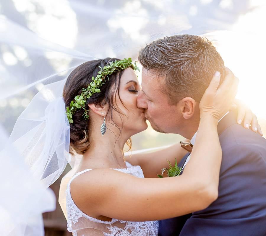 Wedding of Tania and Brad