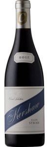 Kershaw Clonal Selection Elgin Syrah 2015