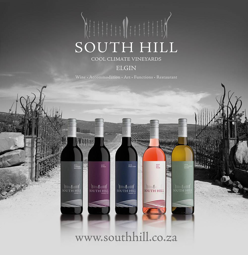 South Hill Vineyards logo