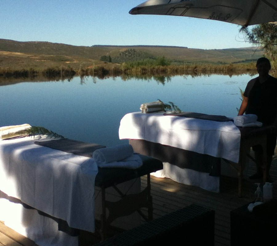 Pamper by Anica Louw for specialised massages