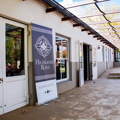 Venue of The Café at Highlands Road Estate
