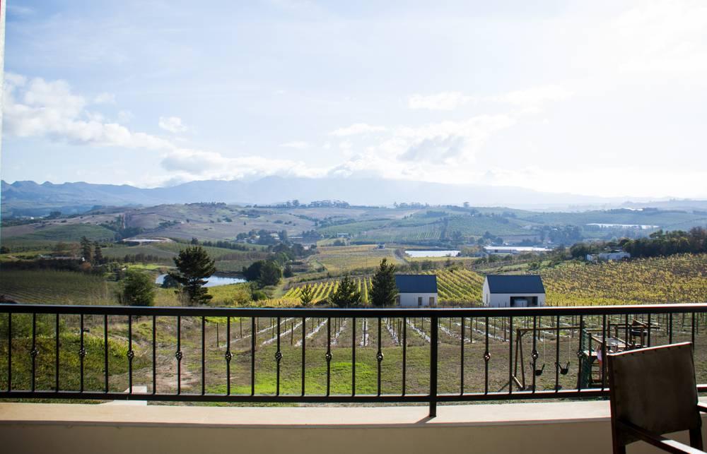 Charles Fox Cap Classique Wine Estate