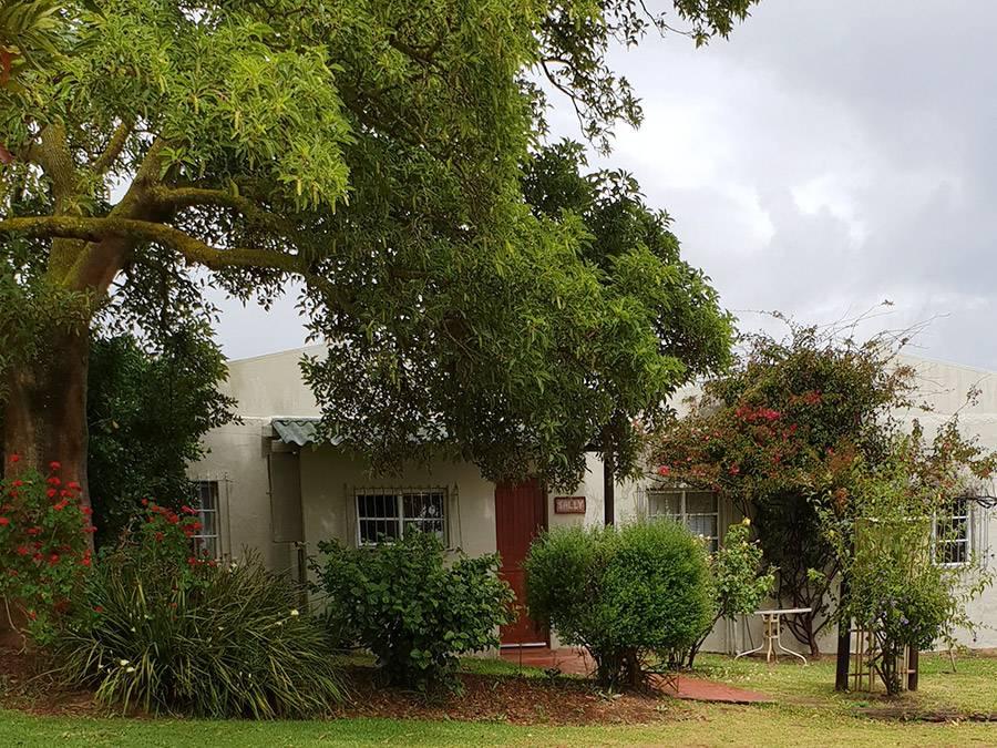Aanhouwen Cottages