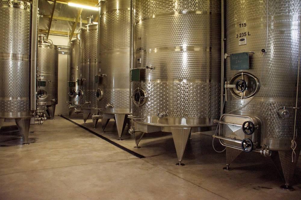 Stainless steel barrels
