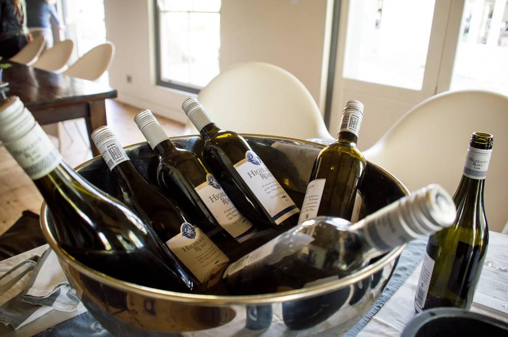 Highlands Road wines