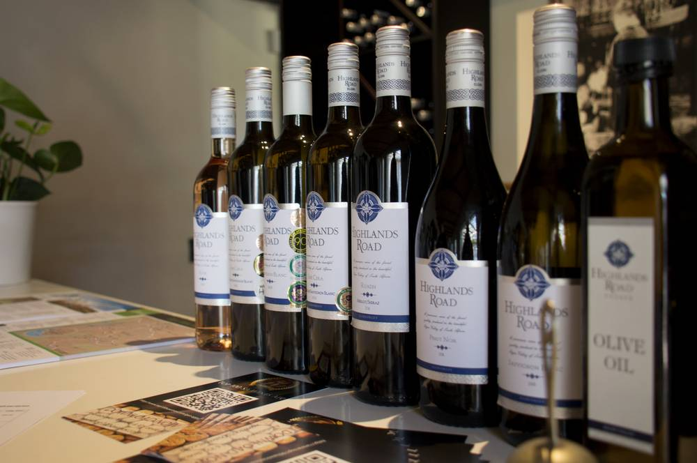 Highlands Road wines