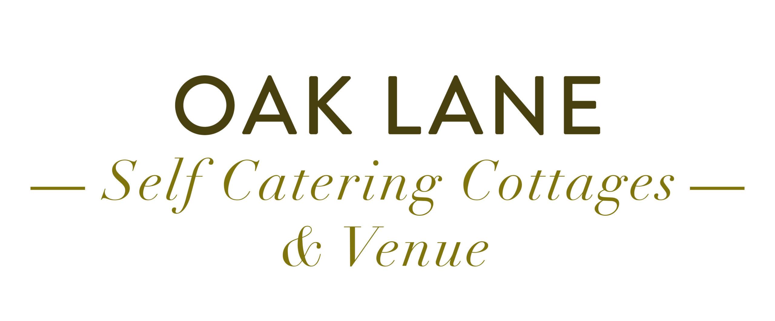 Oak Lane Cottages logo