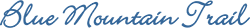 Blue Mountain Trail logo