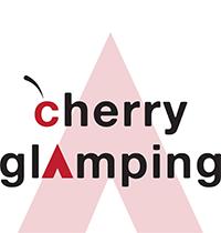 Cherry Glamping logo
