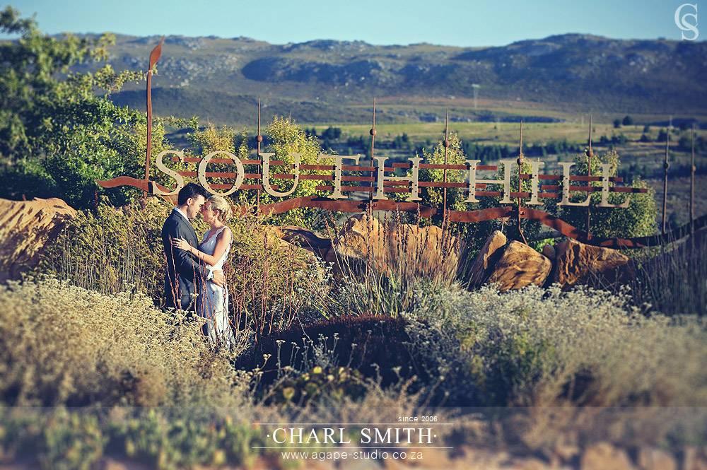 Elgin South Hill wedding