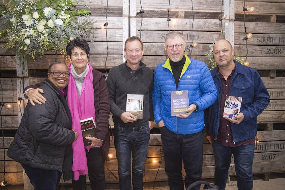The inaugural CrimeFest or KrimiFees, South Africa's premier fully bilingual literary festival focused on crime writing