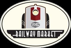 Elgin Railway Market logo