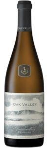 Bottle shot of Oak Valley Groenlandberg Chardonnay 2017