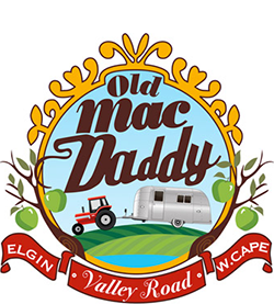 Old Mac Daddy Luxury Trailer Park logo
