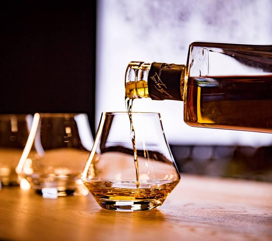 Taste the Oude Molen Cape Brandy range