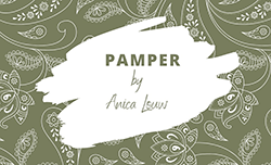 Pamper by Anica Louw logo
