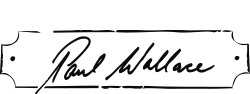 Paul Wallace Wines logo