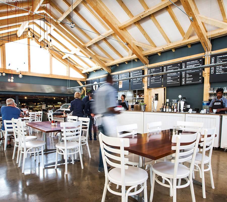 Peregrine Farm Stall restaurant